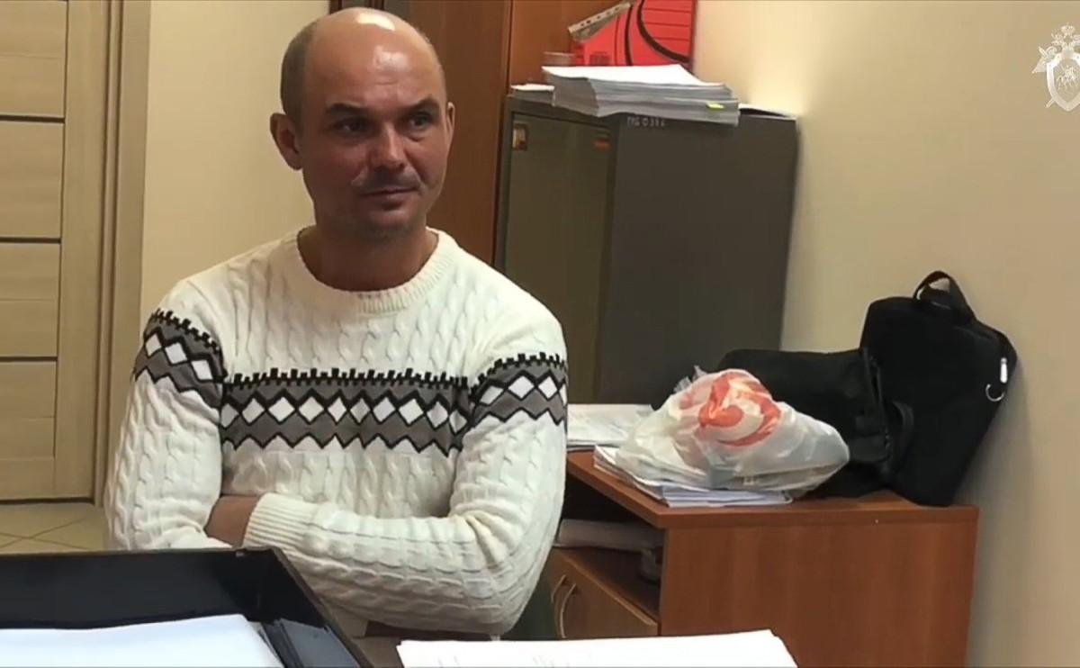 Обвиняемыйв оставлении своих малолетних детей в аэропорту Шереметьево