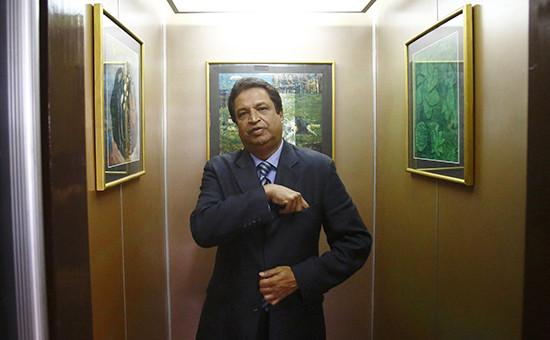Непальскиймиллиардер Бинод Чоудхари
