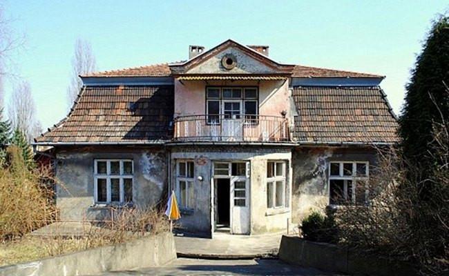 Дом Амона Гёта вКракове