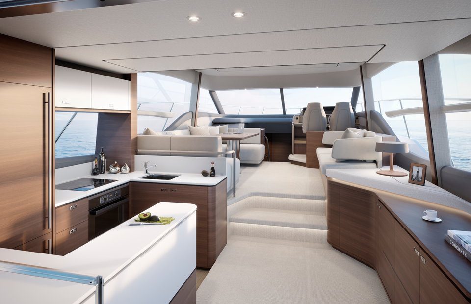 Фото: пресс-служба Princess Yachts