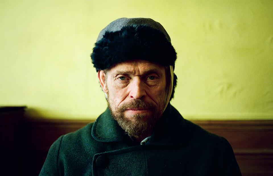 Кадр из фильма«Ван Гог. На пороге вечности»