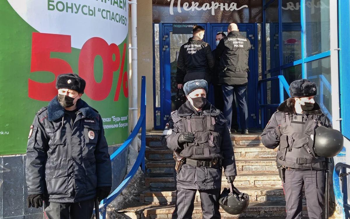Фото:  Николай Гернет / РИА Новости