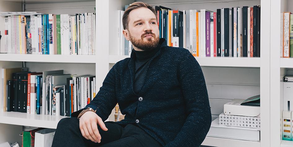 Архитектор, основатель архбюро IQ Эрик Валеев