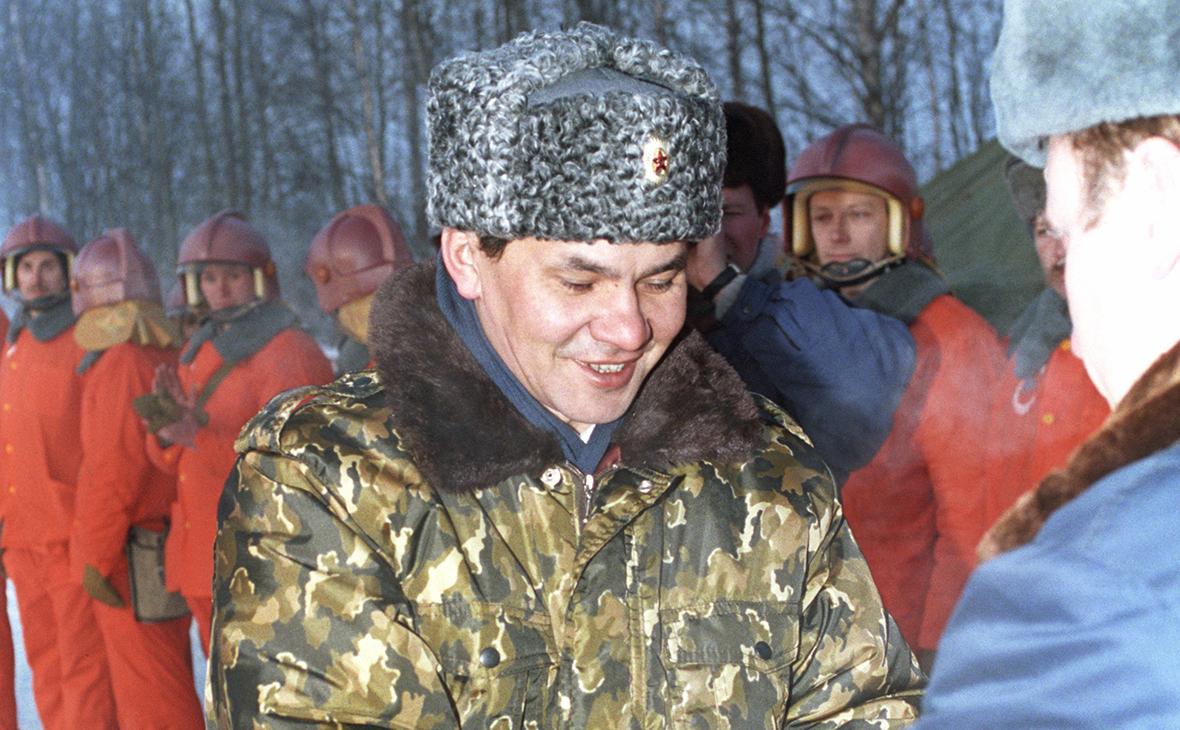 Сергей Шойгу, 1994 год