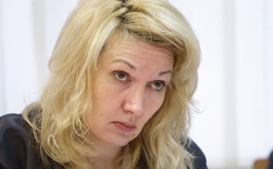 Ольга Аллилуева