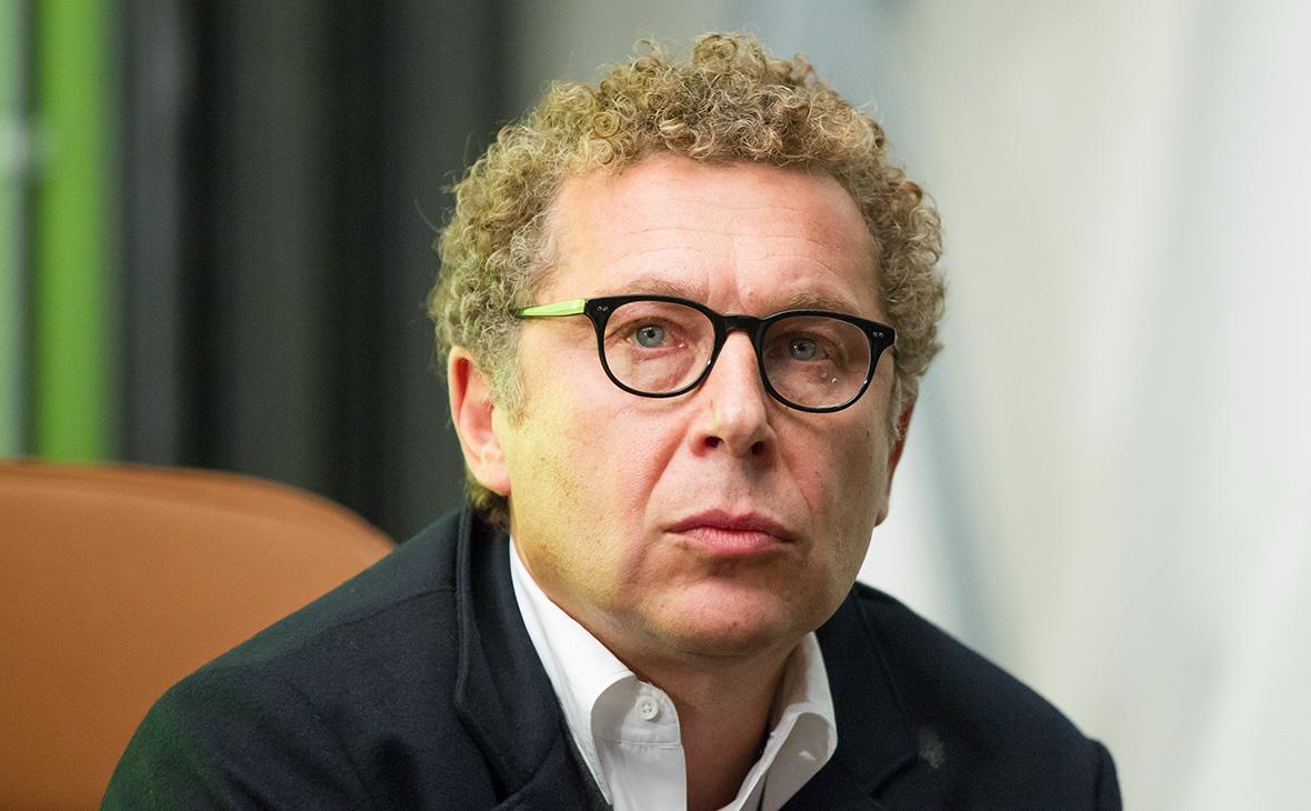 Александр Мамут