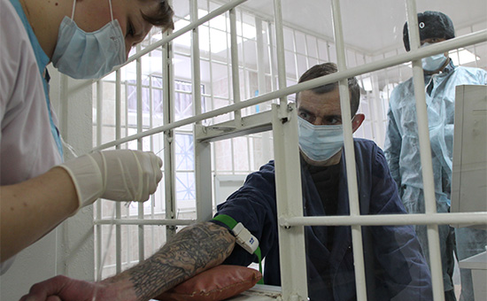 Больница при исправительной колонии №2 УФСИН России по Республике Татарстан