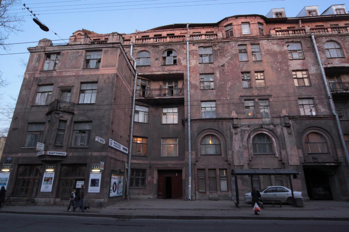 Доходный дом И.И. Басевича
