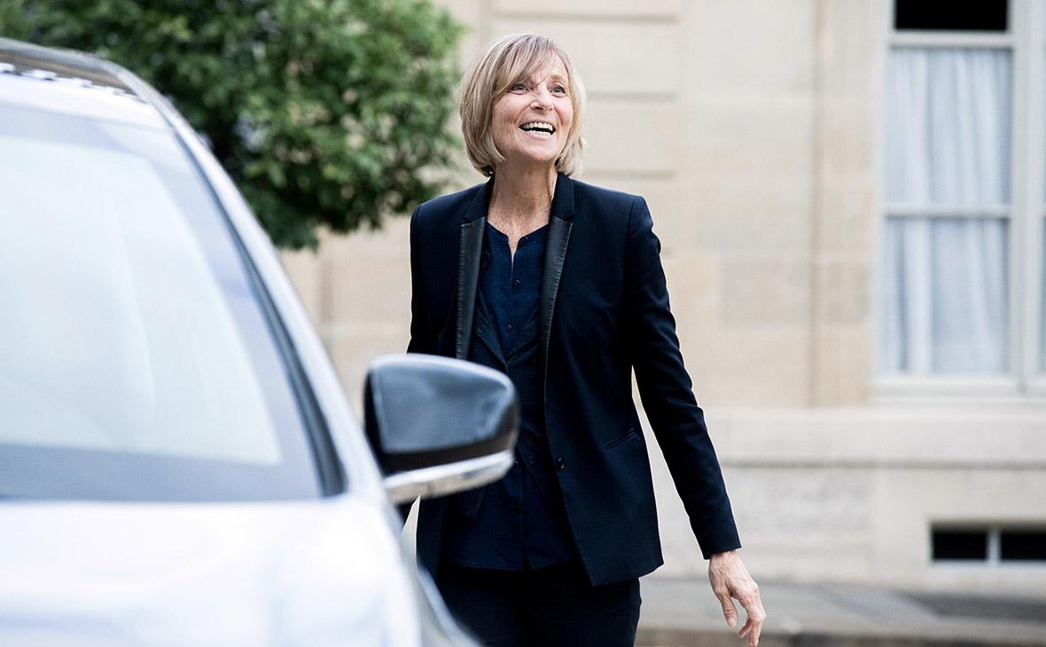 Министр иностранных дел Франции Мариэль Де Сарнез