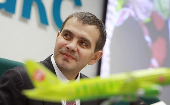 Совладелец авиакомпании «Сибирь» Владислав Филев