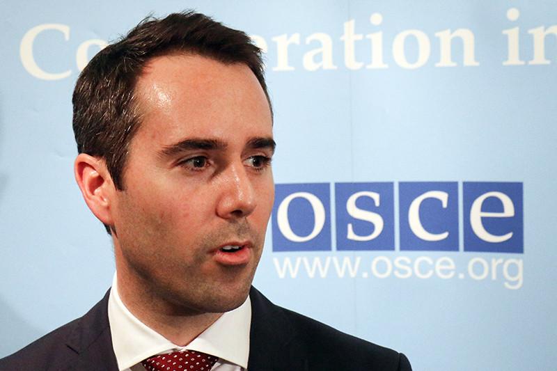 Представитель США при ОБСЕ Дэниел Байер