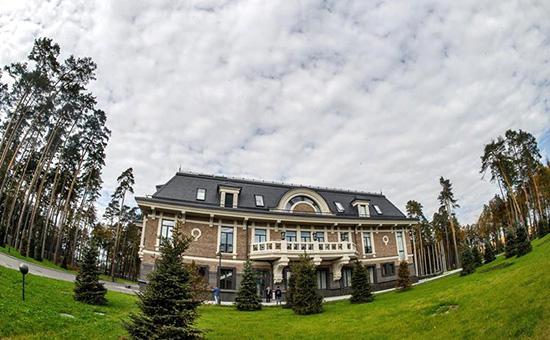 Резиденция президента России в Ново-Огарево