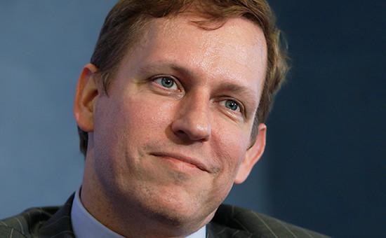 Основатель PayPal Питер Тиль
