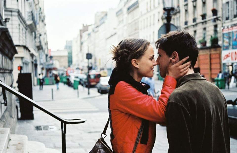 Кадр из фильма «Париж, я люблю тебя»