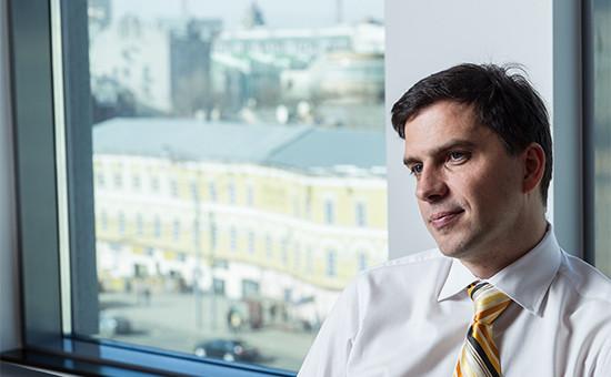 Генеральный директор и совладелец «Русагро» Максим Басов