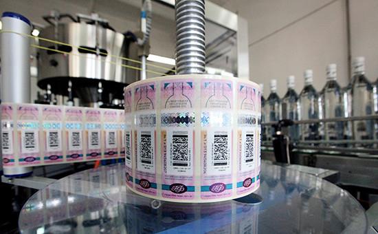 Производство алкогольной продукции на заводе