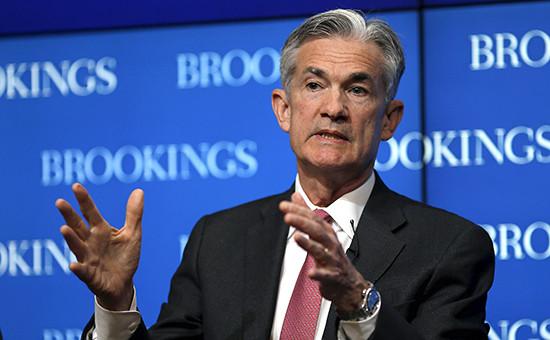 Член совета управляющих ФРС США Джером Пауэлл