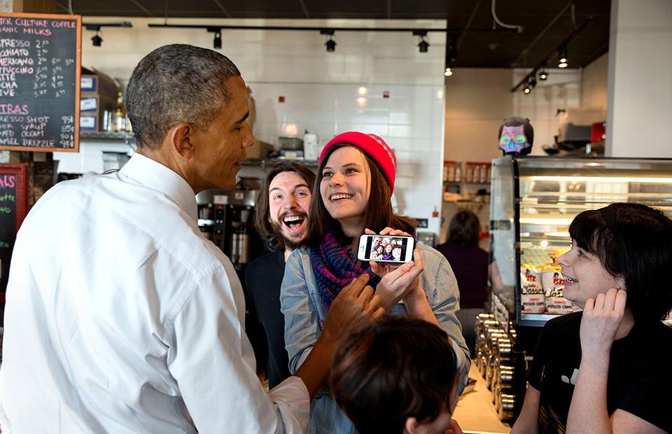 Фото: Pete Souza/Globallookpress