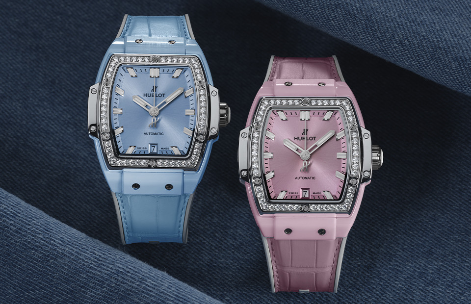 Часы Spirit of Big Bang, Hublot