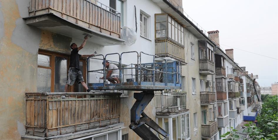 Капитальный ремонт вмногоквартирном доме вРязани
