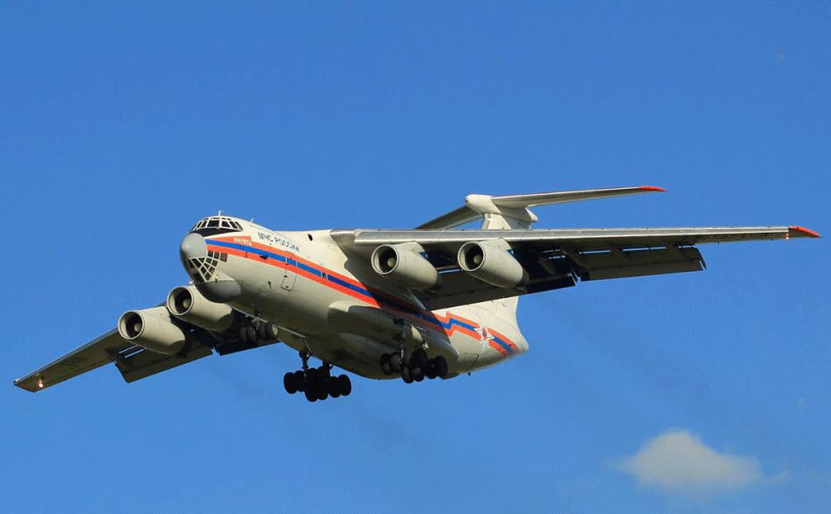 Фото: МЧС России / Global Look Press