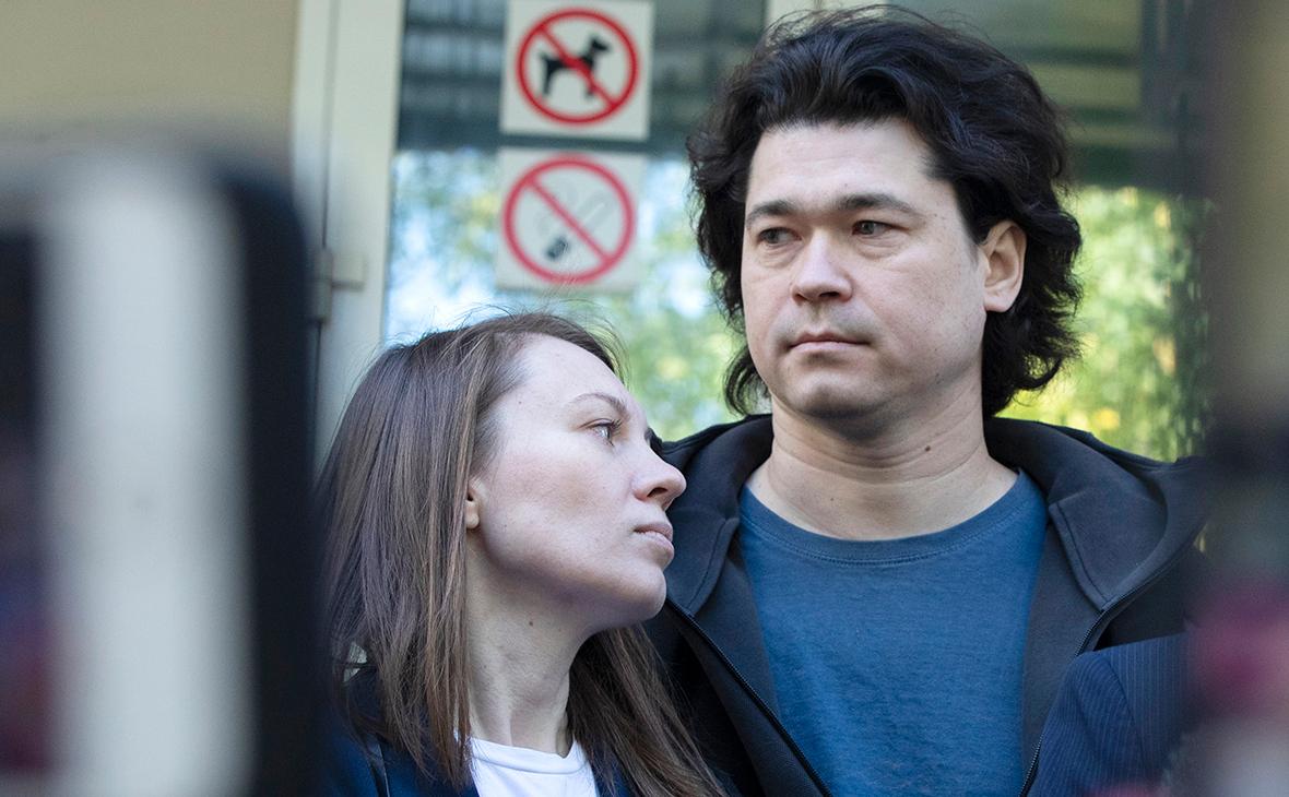 Ольга и Дмитрий Проказовы