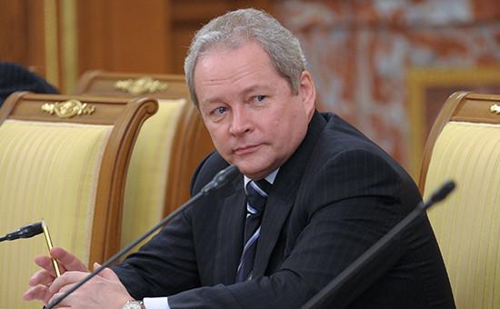 Губернатор Пермского края Виктор Басаргин