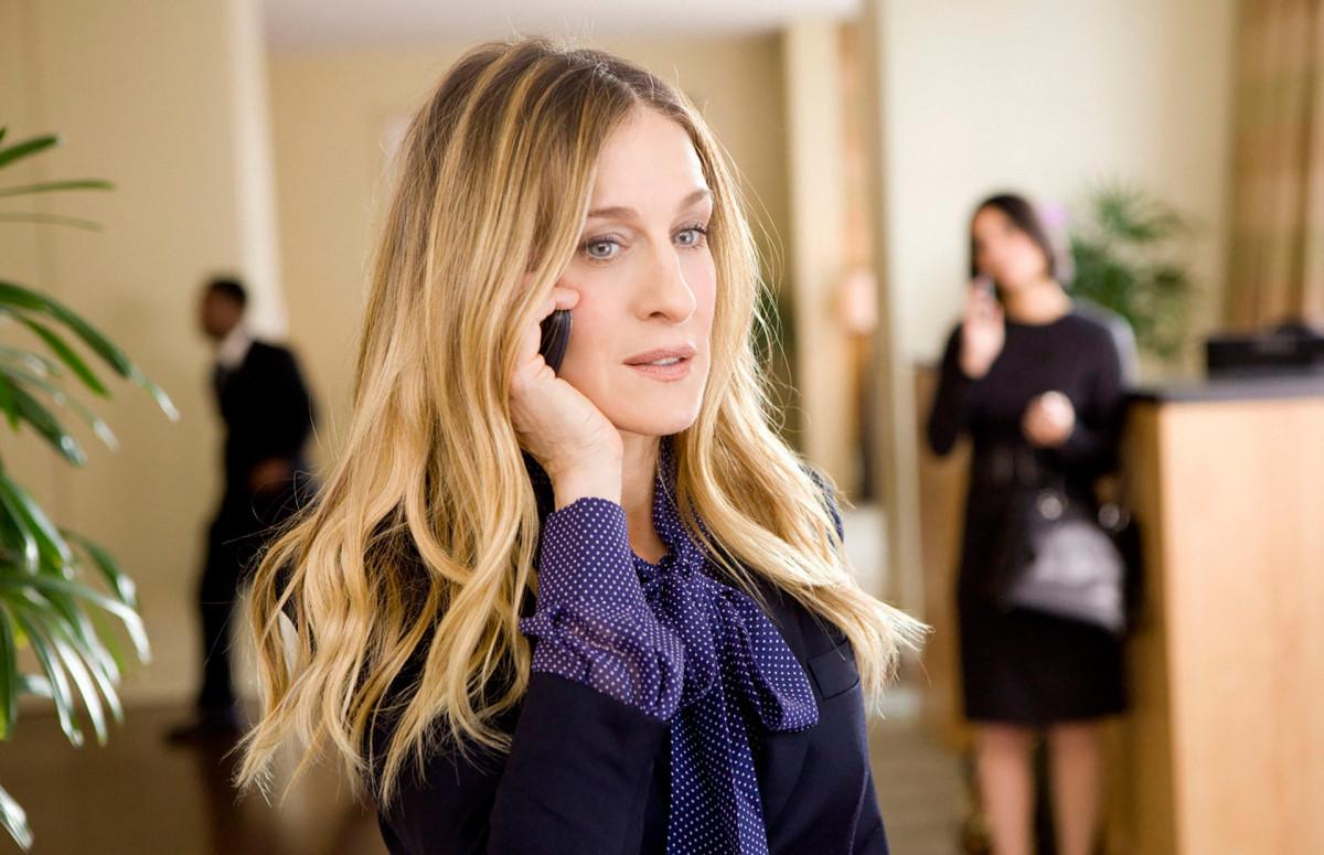 Фото: Кадр из фильма «Я не знаю, как она делает это»