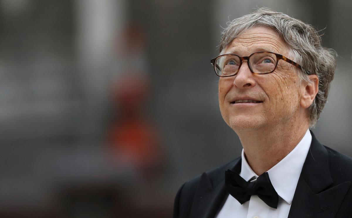 Американский предприниматель, мультимиллиардер, основатель корпорации Microsoft Билл Гейтс