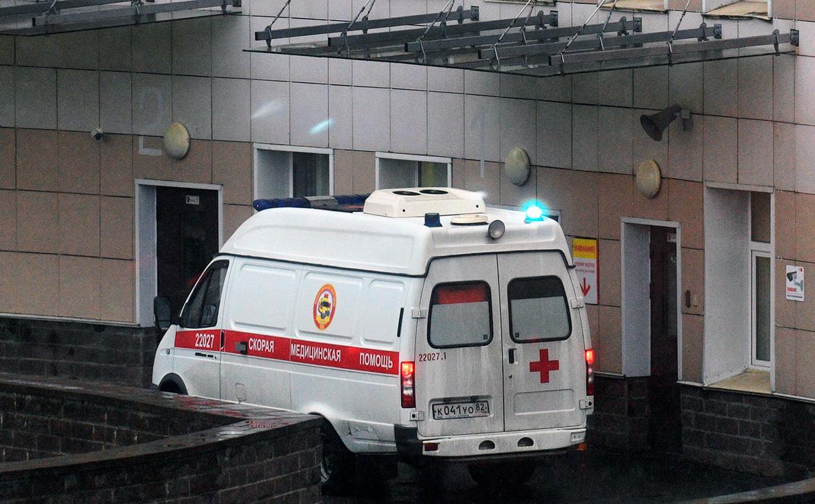 Инфекционная больница имени С.П. Боткина в Санкт-Петербурге