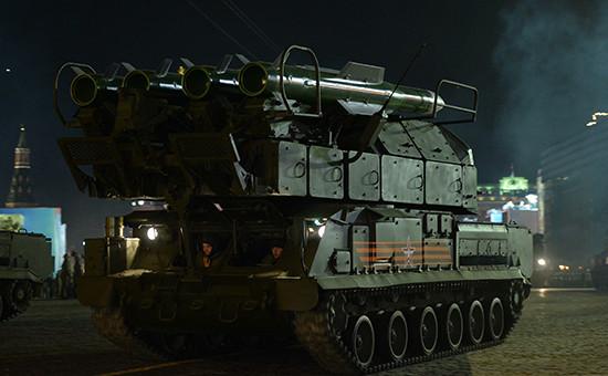 Зенитно-ракетный комплекс «БУК М2»