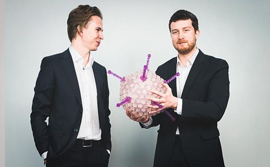 Визитной карточкой Ивана Константинова (слева) и  Юрия Стефанова остается вирусный проект