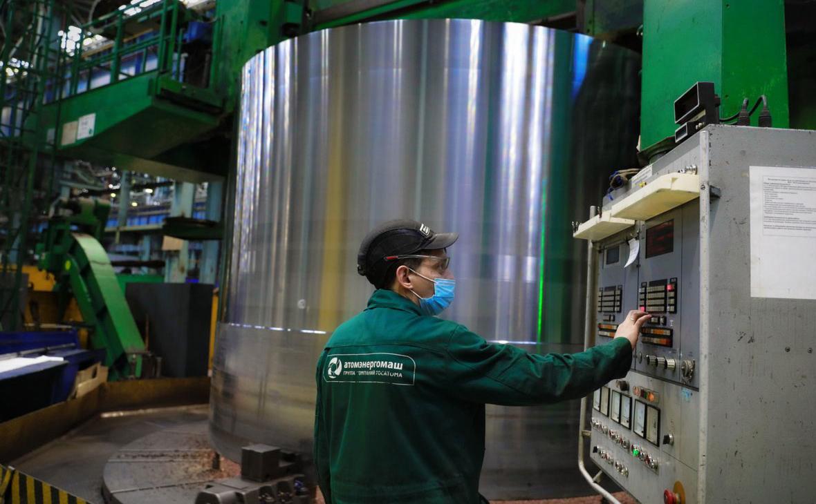 Изготовление оборудования для третьего блока строящейся АЭС «Сюйдапу» в Китае