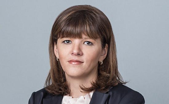 Член правления «Сибура» Марина Медведева