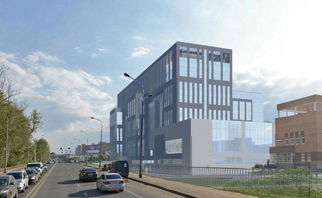 Проект здания полиции врайоне Измайлово