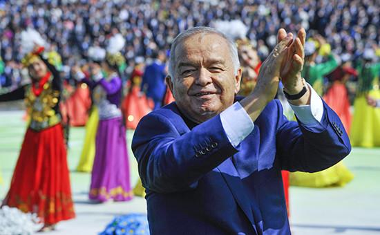Глава Узбекистана Ислам Каримов