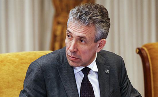 Глава Внешэкономбанка Сергей Горьков