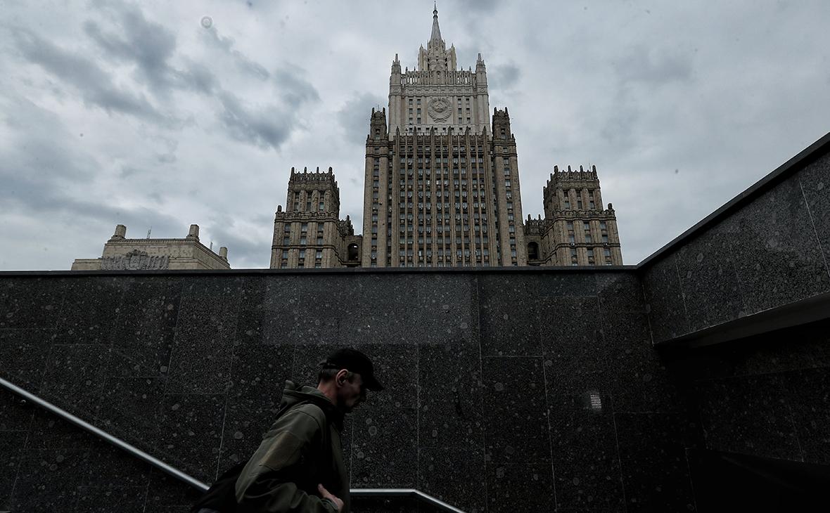 МИД России объявил о высылке албанского дипломата