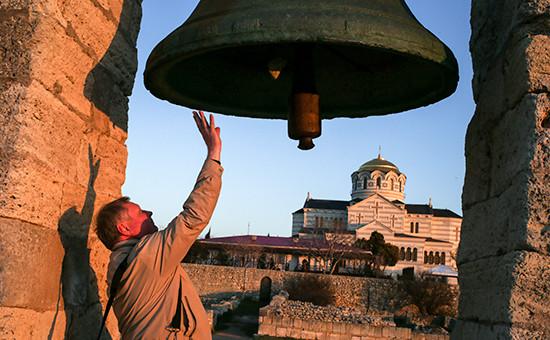 Национальный заповедник «Херсонес Таврический» в Севастополе