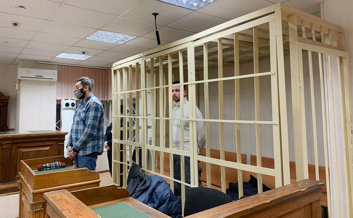 Фото: пресс-служба Пресненского суда