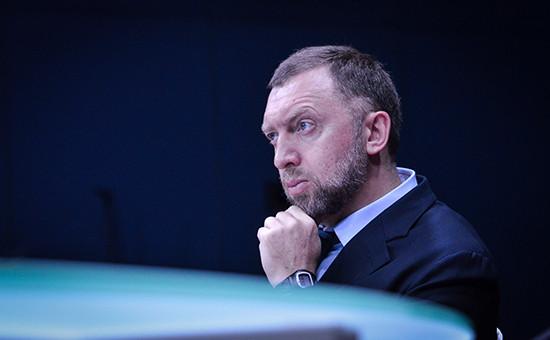 Президент компании En + Group Олег Дерипаска
