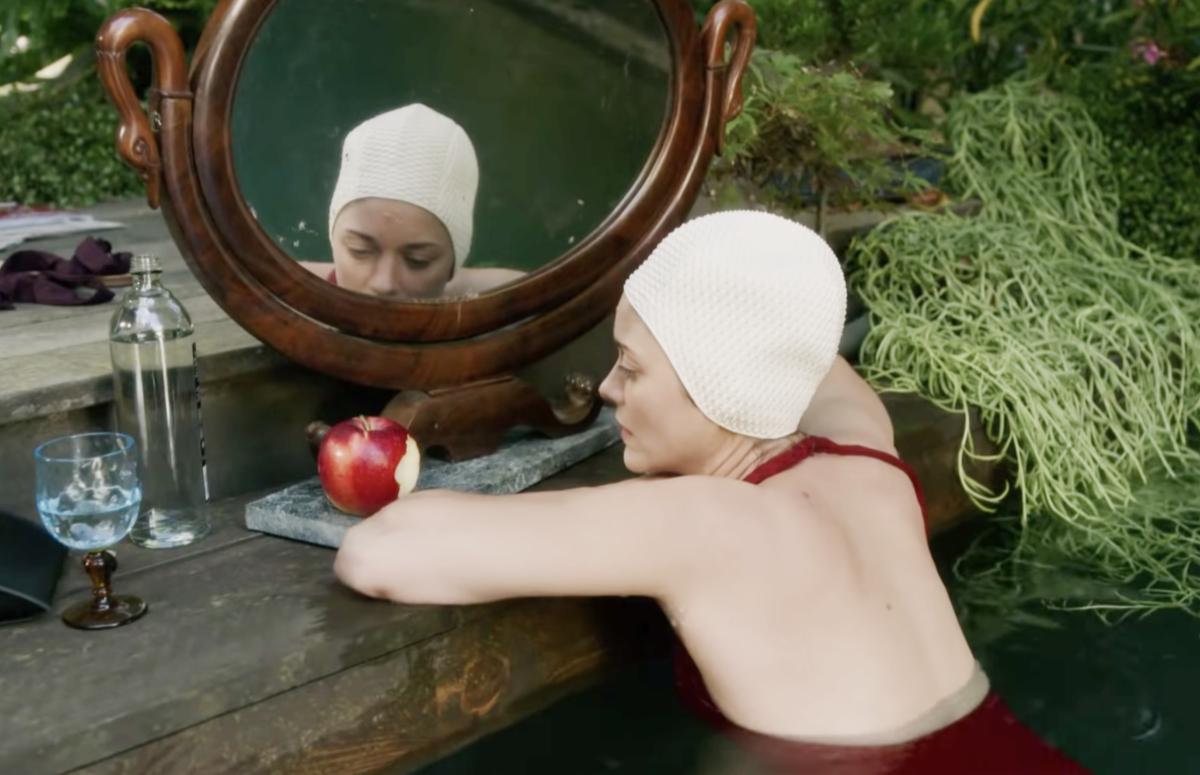 Кадр из фильма«Аннет»