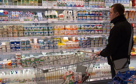 Цены на молоко и молочную продукцию продолжают расти ускоренными темпами