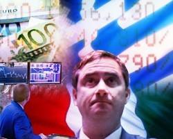 Евро обрел временную стабильность на греческих новостях