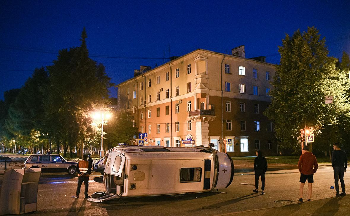 Фото: Александр Патрин / Gazeta.a42.ru