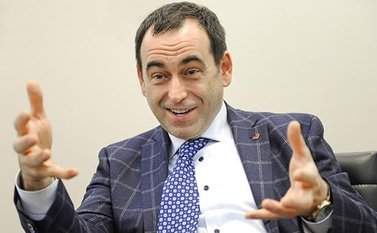 Предприниматель Роман Авдеев