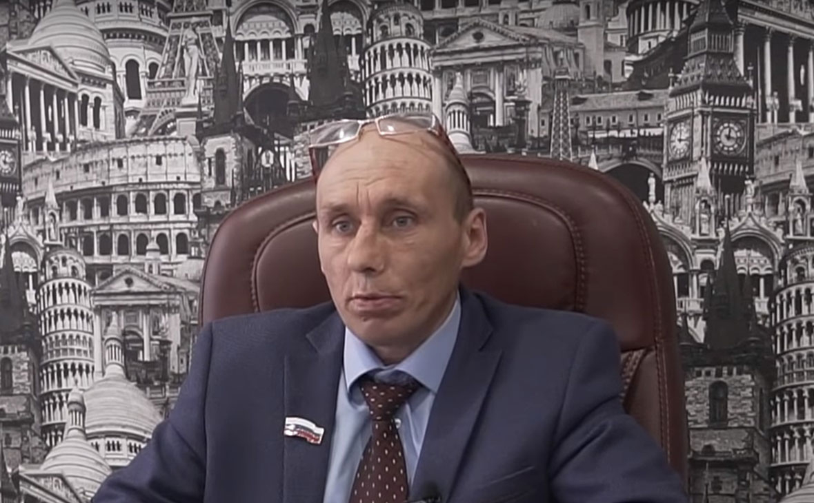 Вымышленный депутат Виталий Наливкин