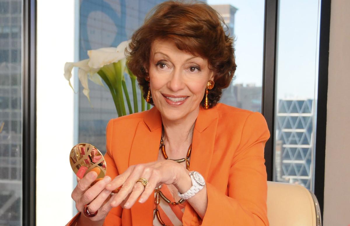 Эвелин Лаудер, основательница «Кампании по борьбе с раком груди» и Фонда исследований рака молочной железы (BCRF)