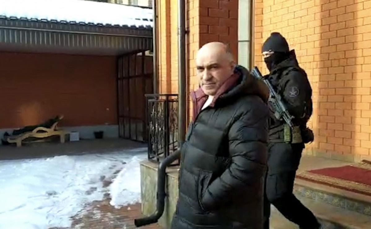 Ахмед Погоров