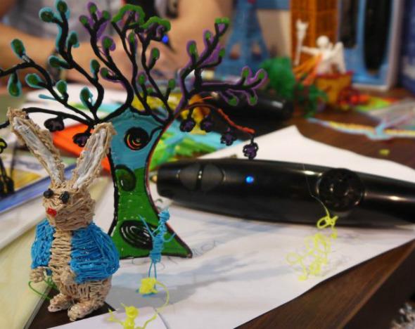 Фото: the3doodler.com